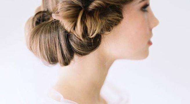 Mẹo tránh nóng cho mái tóc dài