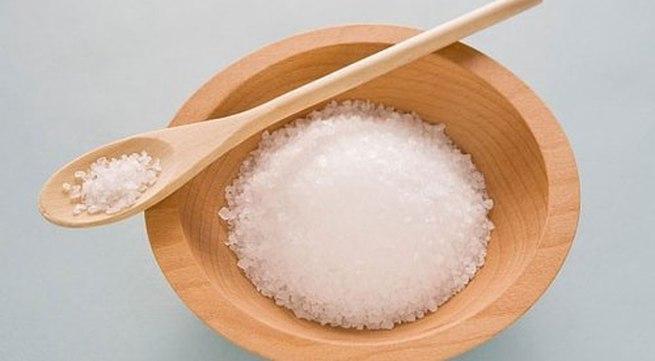 Giảm mỡ bụng hiệu quả bằng muối, gừng