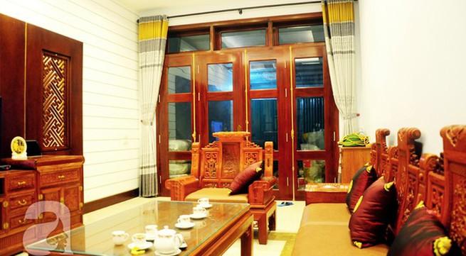 Đã mắt ngôi nhà 95m² hiện đại và tiện nghi ở Thái Bình