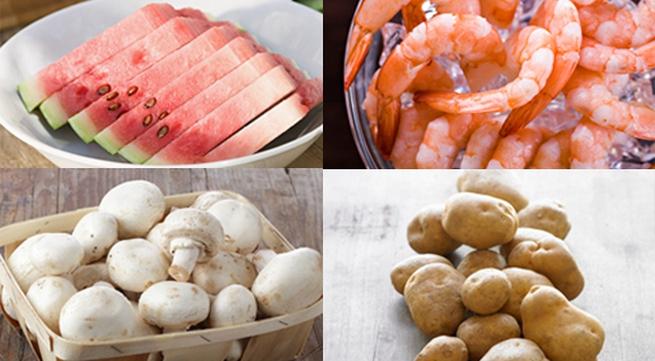 Những thực phẩm ăn vào mùa hè tốt hơn ta tưởng