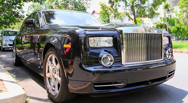 Đại gia ẩn mình và Rolls-Royce tai họa