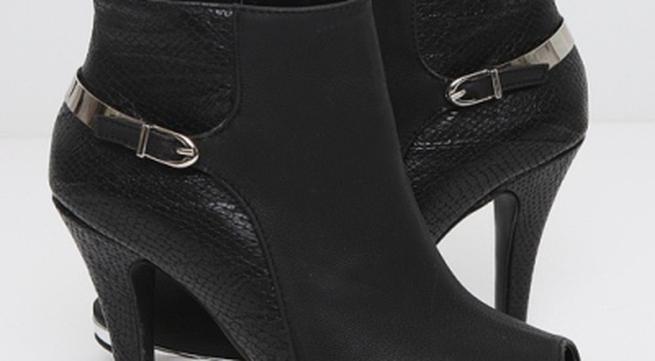 Những mẫu giày bốt nữ đẹp mùa thu đông 2013
