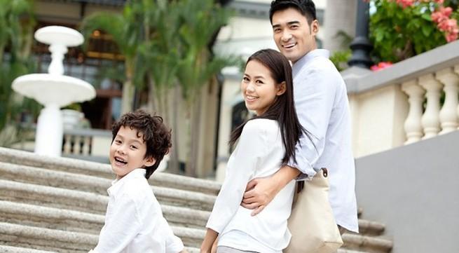 Hình mẫu cha mẹ mà đứa trẻ nào cũng thích
