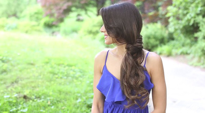 Tự thực hiện 3 kiểu tóc dịu dàng cho mùa thu