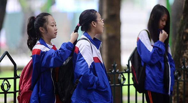 Người Hà Nội ngày đầu mặc áo rét