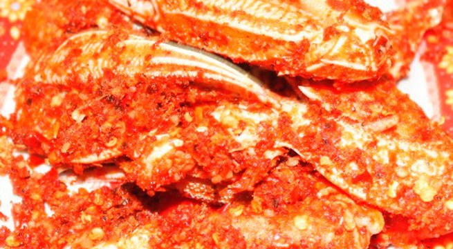 6 món sò, ốc rang muối ớt gây nghiện