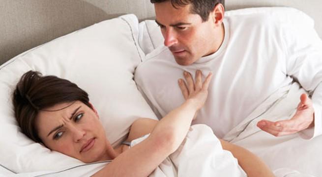 10 lý do khiến đàn ông giận vợ