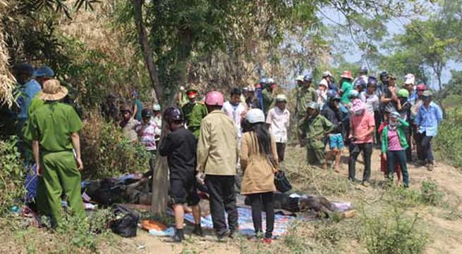 5 học sinh bị vùi chết: Do hầm sập bất ngờ