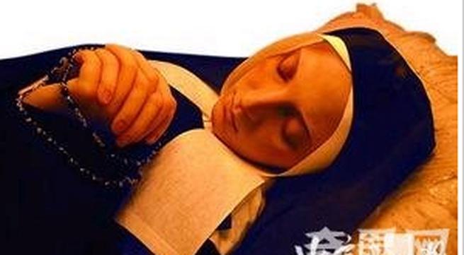 Chuyện li kỳ về thánh nữ bất tử