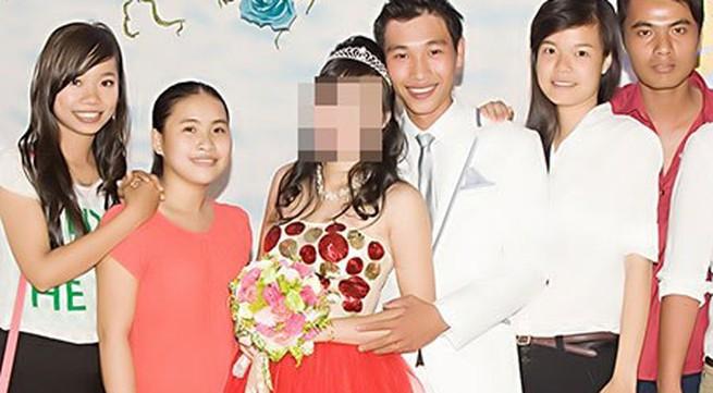 Kỳ lạ cô dâu ôm vàng chạy trốn sau tiệc cưới ở Sài Gòn