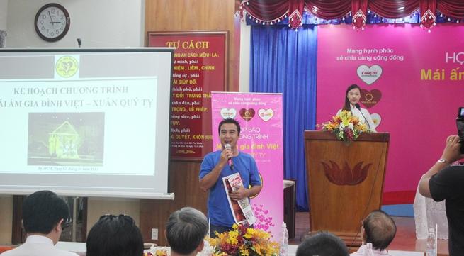 """Chương trình """"Mái ấm Gia đình Việt – Xuân Giáp Ngọ 2014"""" giành cho trẻ em kém may mắn"""