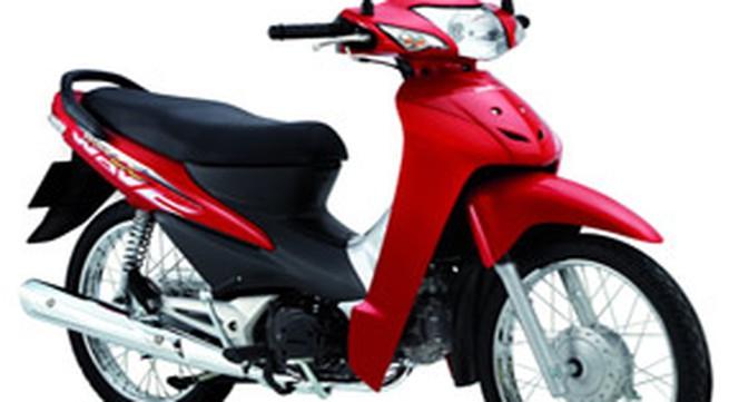 Honda lại ra mắt Wave Alpha 2012
