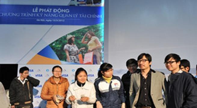 VISA giúp người Việt tiếp cận các kỹ năng quản lý tài chính