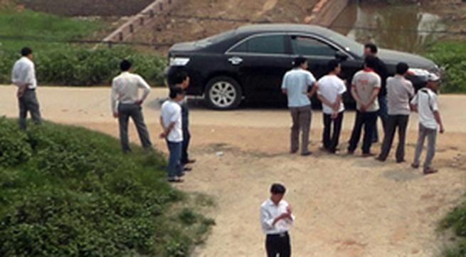 6 người trong vụ hỗn chiến trên bờ đê bị bắt
