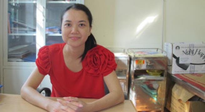 Bông hoa đẹp của TP Bắc Giang