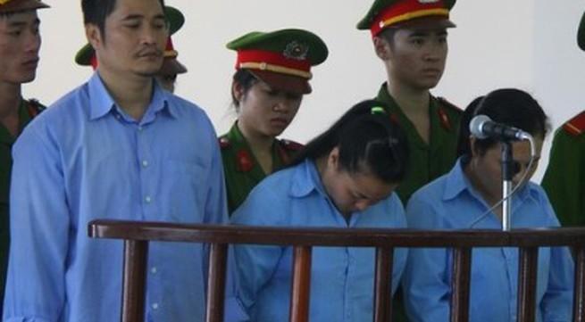 Hai vợ chồng buôn bán ma túy lãnh án tù