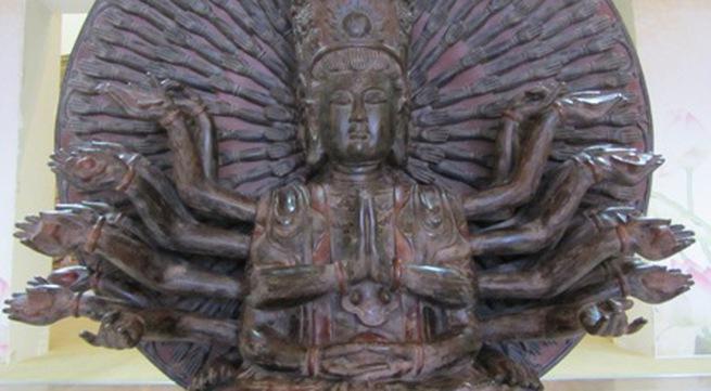 """Xem """"Tinh hoa cổ vật Phật Giáo"""" tại Đà Nẵng"""