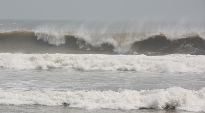 Áp thấp có khả năng mạnh lên thành bão