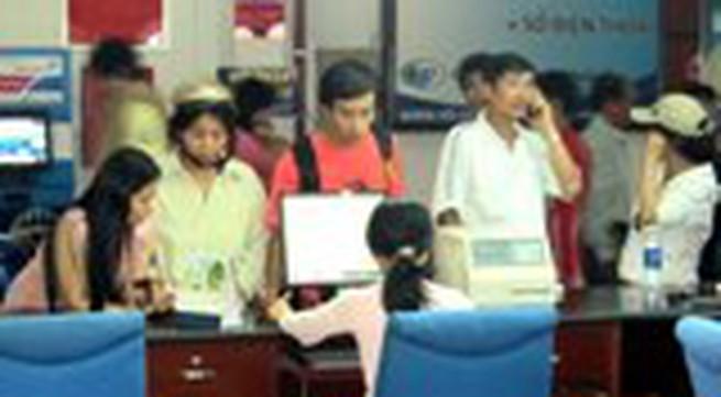 Ga Sài Gòn bắt đầu bán vé tàu Tết Giáp Ngọ