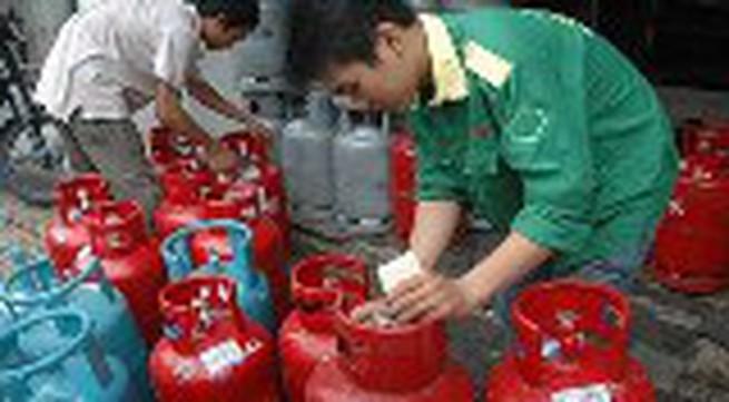 TP HCM: Siết lại hoạt động kinh doanh gas