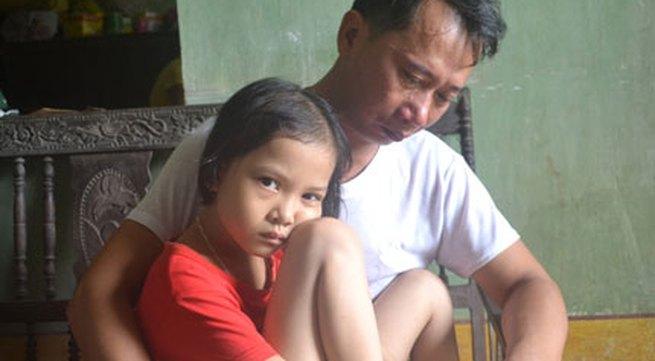 Ước mơ đi học của cháu bé 6 tuổi bị ung thư máu