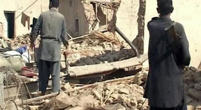Kinh hoàng động đất mạnh ở Pakistan, 238 người chết