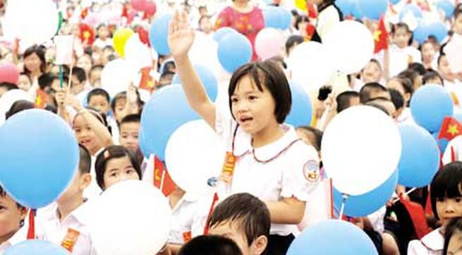 """Đón chào sự kiện """"Dân số Việt Nam đạt 90 triệu người"""""""
