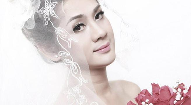 Ảnh cưới lung linh của Lâm Chí Khanh