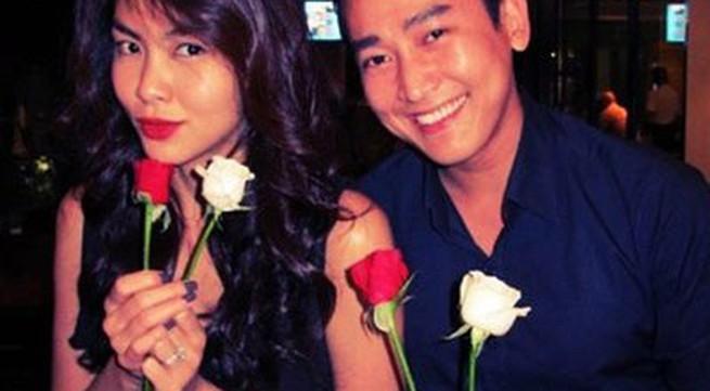 Rò rỉ ảnh Hà Tăng và bạn bè tại Philippines