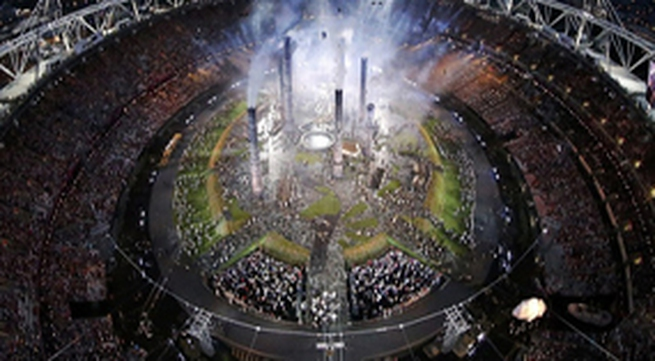 Video: Lễ khai mạc hoành tráng Olympic London 2012