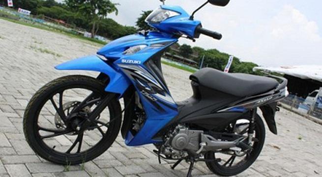 Xe Suzuki mới ra thị trường giá 26 triệu