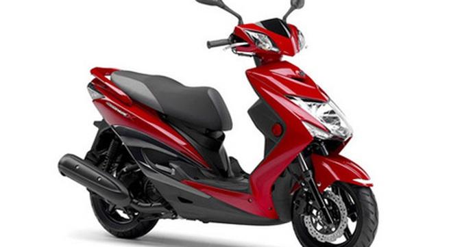 Yamaha ra mắt xe tay ga mới: Cygnus-X 2013