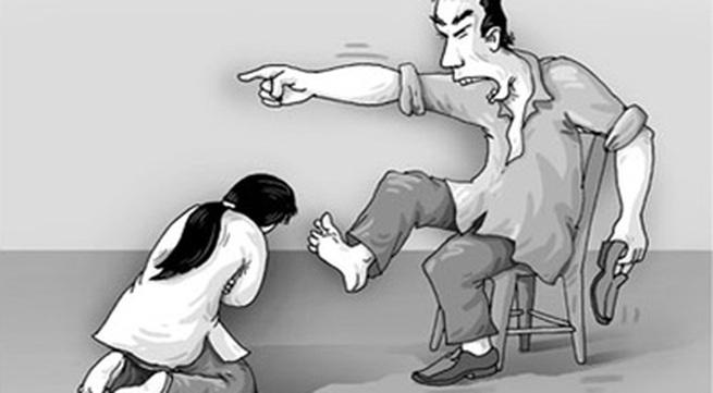 Nỗi đau khi lấy phải chồng gia trưởng