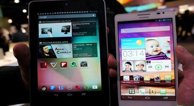 Loạt smartphone 6-inch sắp ra thị trường