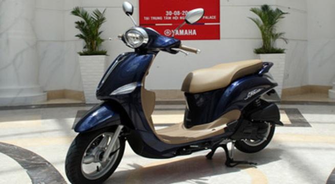 Yamaha Việt Nam triệu hồi toàn bộ xe Nozza