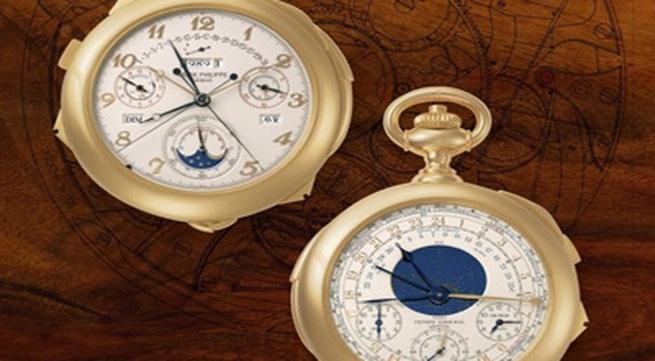 Đồng hồ cổ triệu đô đẹp lung linh
