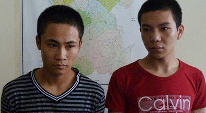 Kinh hãi 2 tên cướp chuyên ra tay với người đi chợ sớm
