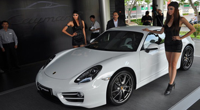 Ra mắt mẫu xe 2 cửa rẻ nhất dòng Porsche.