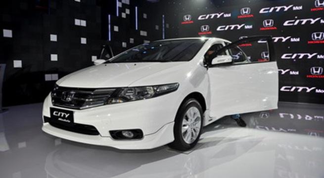 Xe nhỏ 540 triệu của Honda ra thị trường
