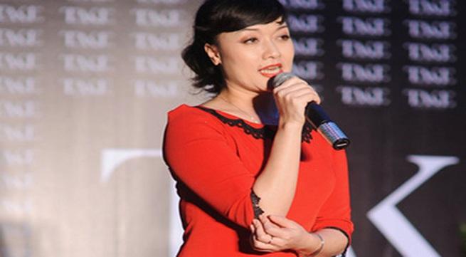 Nghệ sỹ hài Vân Dung rạng rỡ lần đầu làm MC