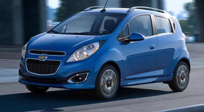 5 xe nhỏ giá rẻ được ưa chuộng nhất 2013