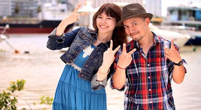 5 cặp tình nhân 'mật ngọt' của showbiz Việt