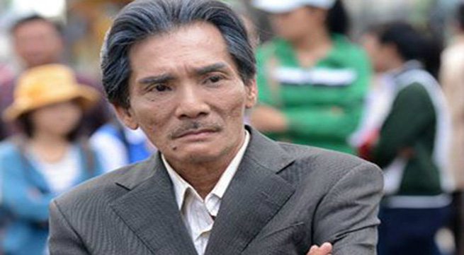 Ở tuổi 58, Thương Tín đi đóng phim kiếm tiền nuôi con gái nhỏ 7 tháng tuổi
