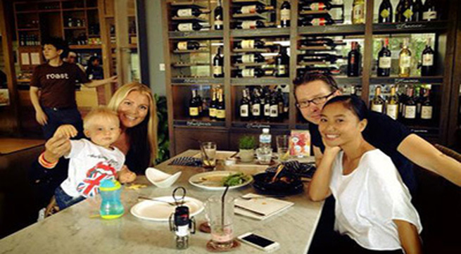Vợ chồng Đoan Trang không muốn thành người khoe của