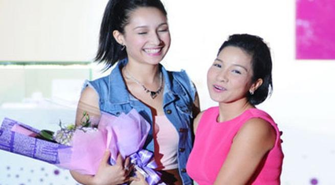 Mỹ Linh yên tâm để Anna Trương tự lập