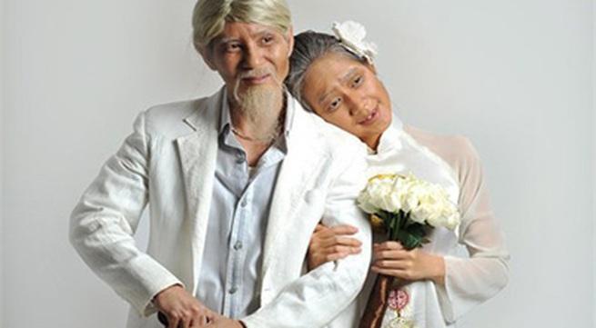 Ảnh cưới độc đáo của các cặp vợ chồng sao Việt