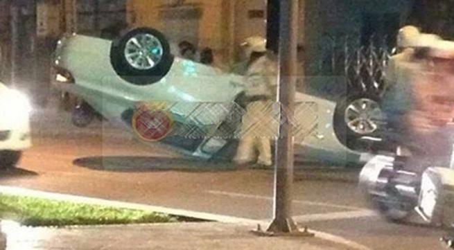 Xác định danh tính người lái xe của Hoàng Yến gây tai nạn