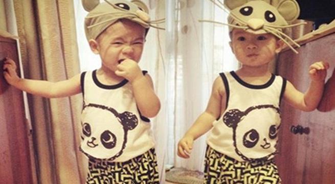 Những nhóc tỳ nhà sao Việt hot nhất năm 2013
