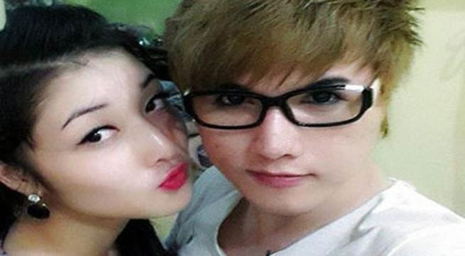 Lộ ảnh thân mật của hoa hậu Triệu Thị Hà và cháu trai quý bà Kim Hồng