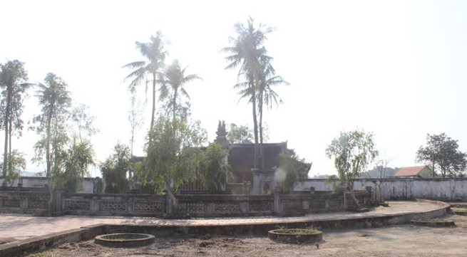 Võ Liệt, nơi gắn bó với kỷ niệm khó phai mờ về Đại tướng